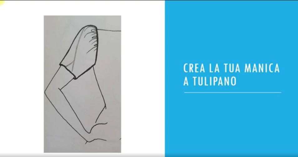 Vuoi sapere come realizzare la tua manica a tulipano?