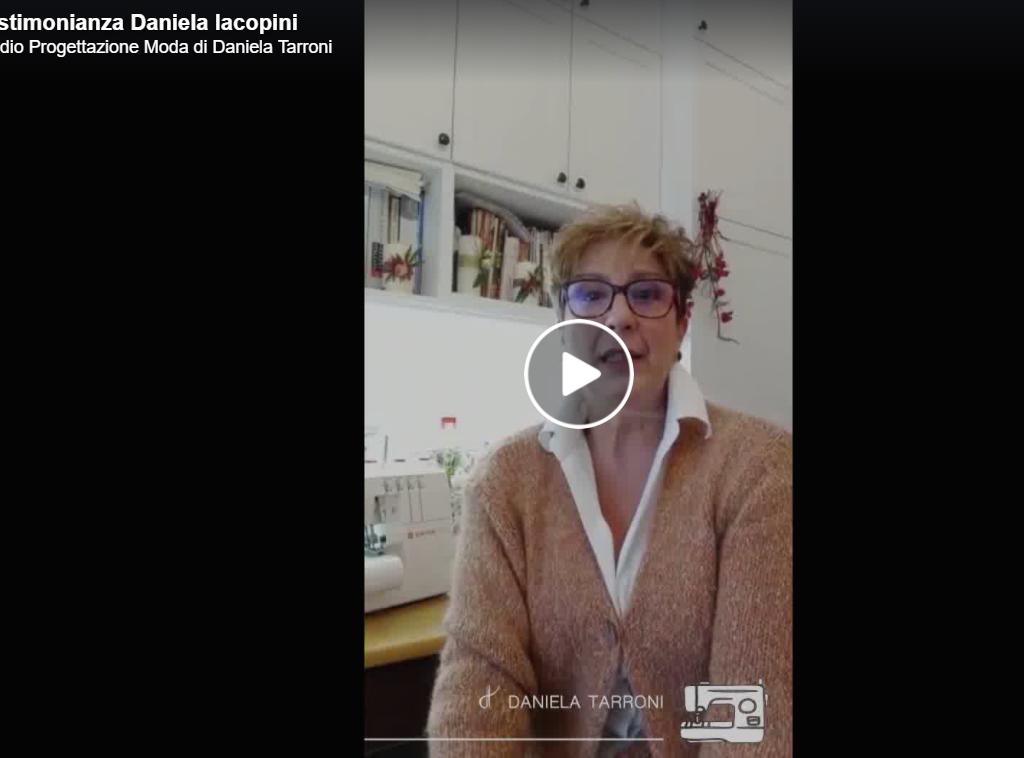 Testimonianza di Daniela Iacopini